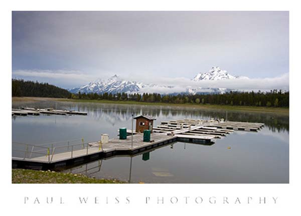 Coulter Bay - Grand Tetons